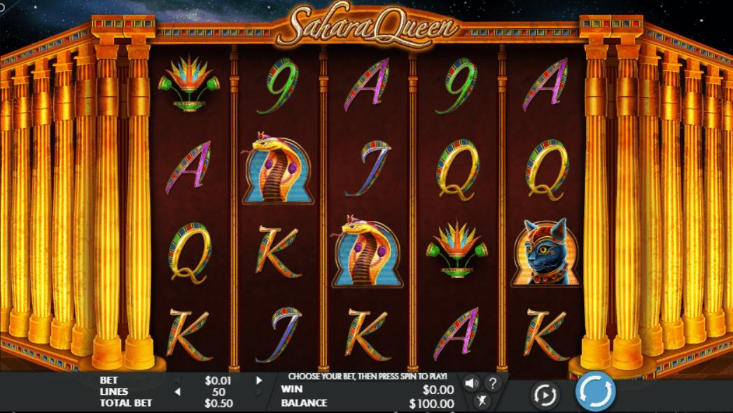 Slot machine sahara gratis