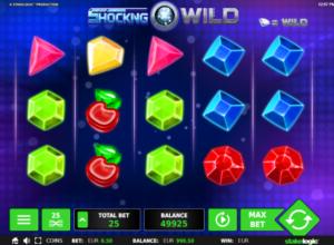 Joaca gratis pacanele Shocking Wild online