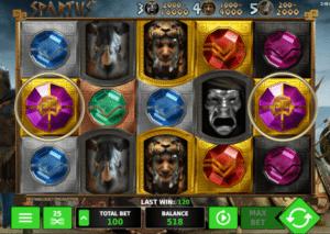Jocul de cazino online Spartus gratuit