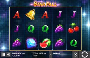 Jocuri Pacanele Star Fall Online Gratis