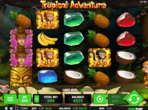 Jocul de cazino online Tropical Adventure gratuit