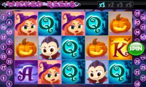 Jocul de cazino online Wicked Reels gratuit