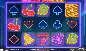 Jocul de cazino online Wild Neon gratuit