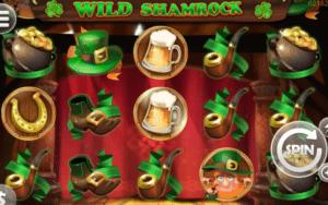 Joaca gratis pacanele Wild Shamrock online