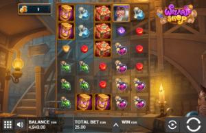 Joaca gratis pacanele Wizard Shop online
