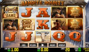 Bandits Bounty gratis joc ca la aparate online