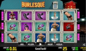 Burlesque gratis joc ca la aparate online
