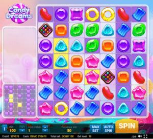 Jocul de cazino online Candy Dreams gratuit