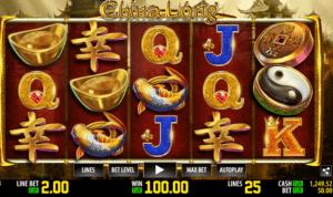 China Long gratis joc ca la aparate online