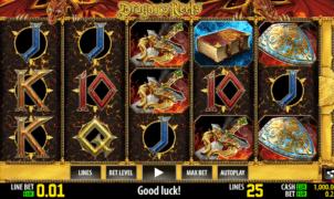 Dragons Reels gratis joc ca la aparate online
