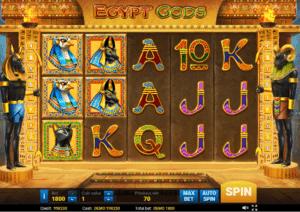 Egypt Gods gratis joc ca la aparate online