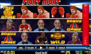 Jocuri Pacanele Fight Night Online Gratis
