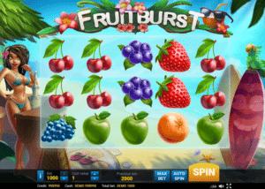 Jocul de cazino onlineFruit Burstgratuit
