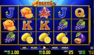 Jocuri Pacanele Fruits Evolution Online Gratis
