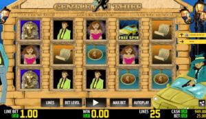 Jocul de cazino online Gentleman Thief gratuit