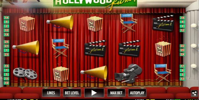 Jocuri Pacanele Hollywood Online Gratis