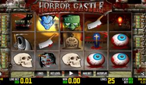 Jocul de cazino online Horror Castle gratuit