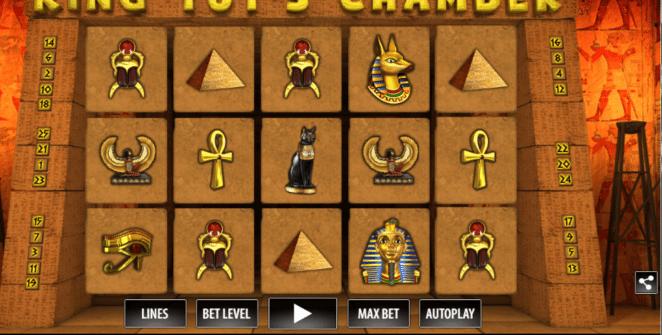 King Tuts Chamber gratis joc ca la aparate online
