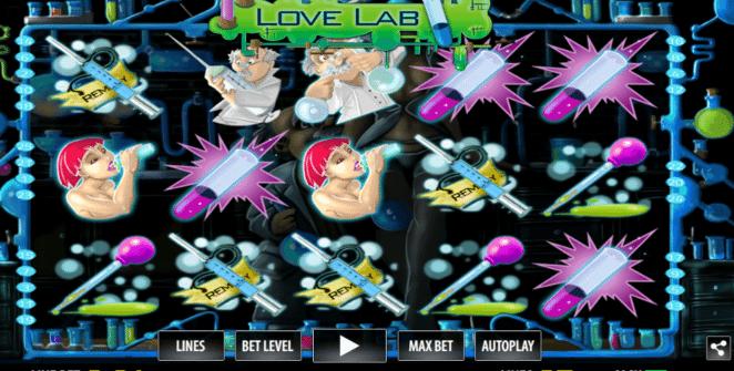 Jocul de cazino online Love Lab gratuit