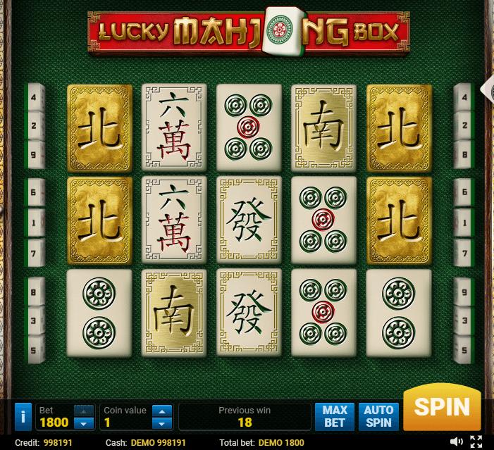 Jocuri Mahjong
