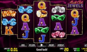 Joaca gratis pacanele Monte Carlo Jewels online