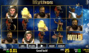 Joaca gratis pacanele Mythos online