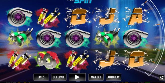 Jocuri Pacanele Need For Spin Online Gratis