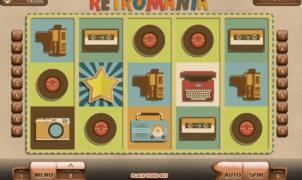Retromania gratis joc ca la aparate online