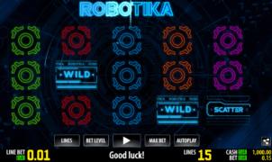 Robotika gratis joc ca la aparate online