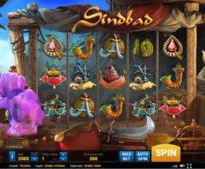 Sindbad gratis joc ca la aparate online
