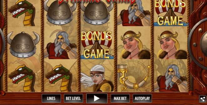 Joaca gratis pacanele Striking Viking online