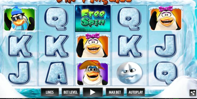 Joaca gratis pacanele The Pinguizz online
