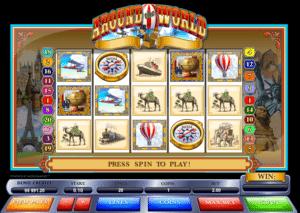 Jocul de cazino onlineAround the Worldgratuit