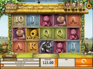 Jocul de cazino onlineBig Bad Wolf Microgratuit