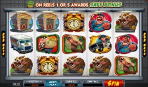 Jocul de cazino online Bust The Bank gratuit