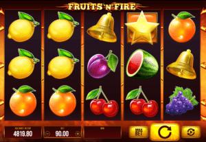Jocul de cazino onlineFruits N Firegratuit