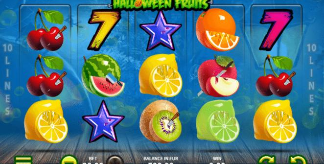 Jocuri Pacanele Halloween Fruits Online Gratis