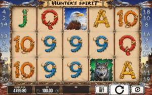 Jocuri Pacanele Hunters Spirit Online Gratis