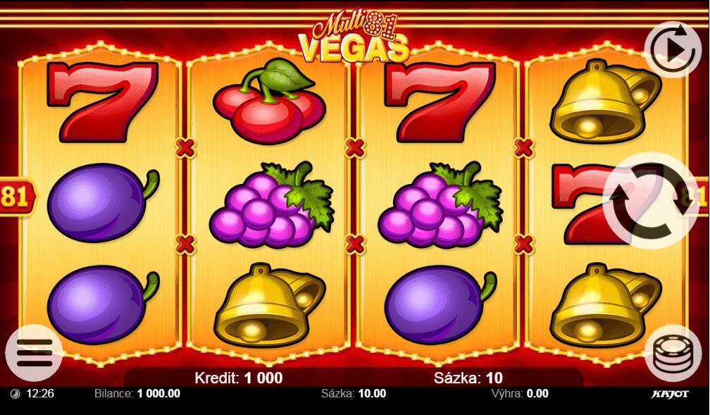 Jocuri Pacanele Multi Vegas 81 Online Gratis