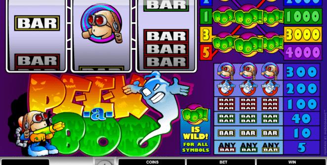 Joaca gratis pacanelePeek-a-Booonline