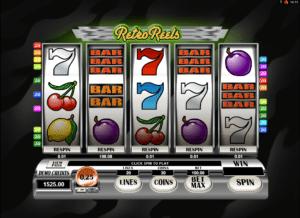 Retro Reelsgratis joc ca la aparate online