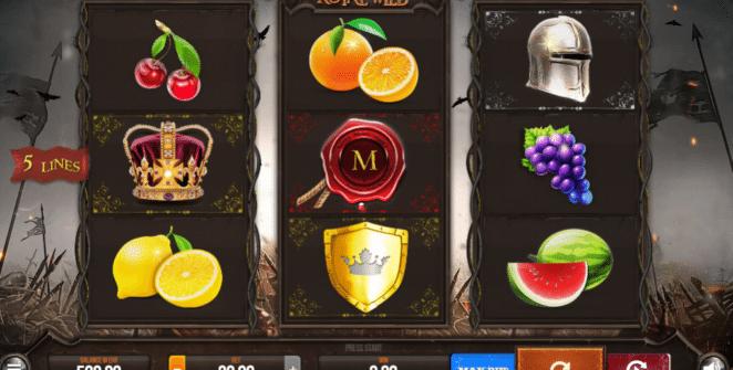 Royal Wild gratis joc ca la aparate online