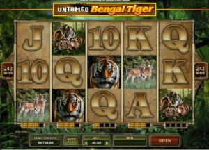 Joaca gratis pacaneleUntamed Bengal Tigeronline