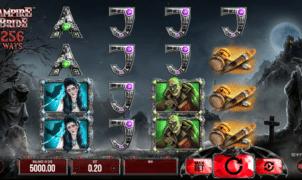 Joaca gratis pacanele Vampire Bride online