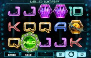 Wild Warp gratis joc ca la aparate online