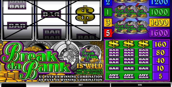 Jocuri PacaneleBreak da BankOnline Gratis
