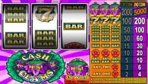 Joaca gratis pacaneleCash Clamsonline
