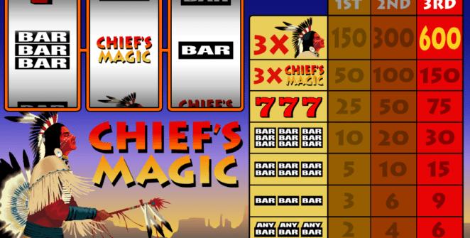Chiefs Magicgratis joc ca la aparate online
