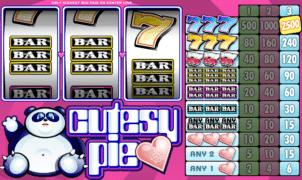 Joaca gratis pacanele Cutesy Pie online
