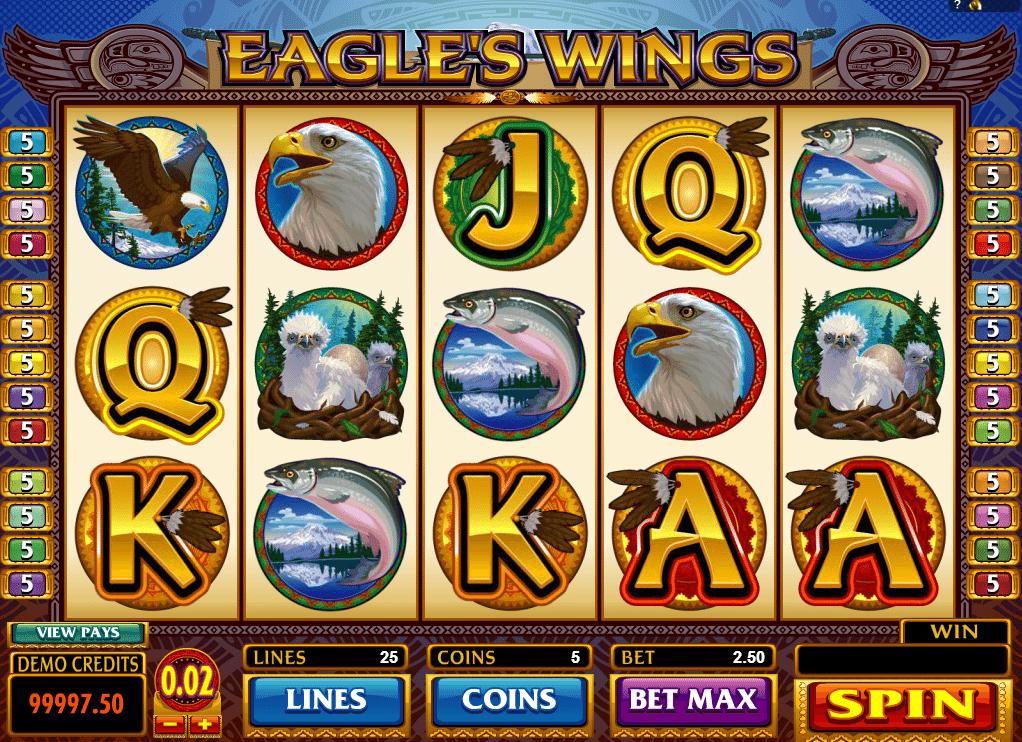 Jocuri PacaneleEagles WingsOnline Gratis